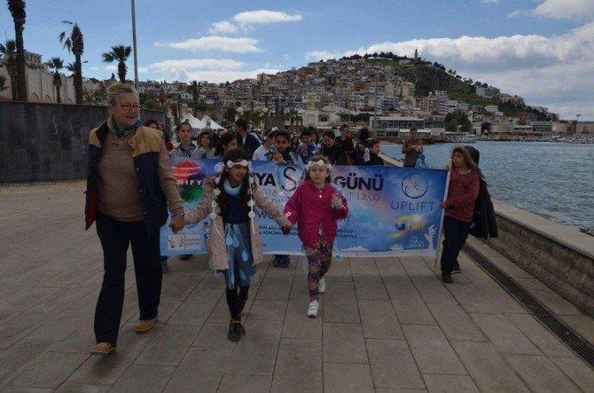 """Kuşadası'nda """"Dünya Su Günü"""" Kutlamaları"""