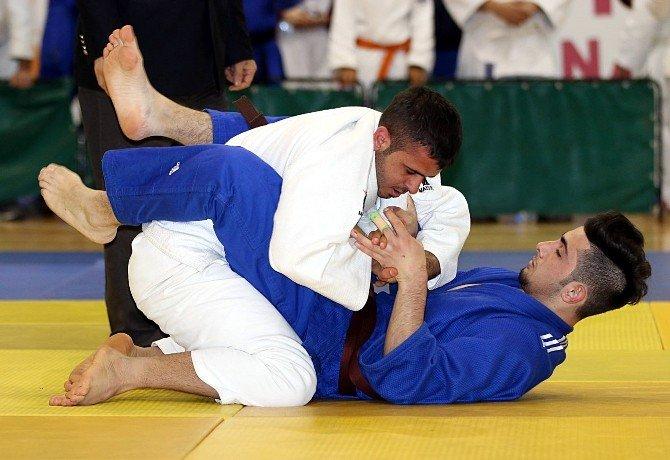 İşitme Engelliler Türkiye Judo Şampiyonası, Samsun'da Gerçekleştirildi