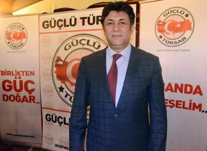 """Güçlü TÜRSAB Sözcüsü Erdem: """"Turist Güvenli Ortamları Sever"""""""