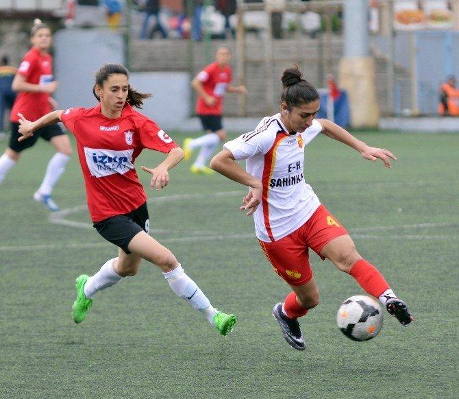Kadınlar Futbol 1. Ligi