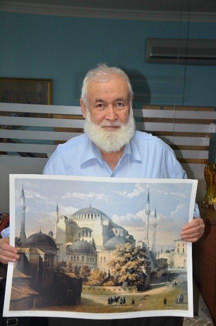 Ayasofya'da Bayram Namazı Kılmak İçin Hukuk Mücadelesi