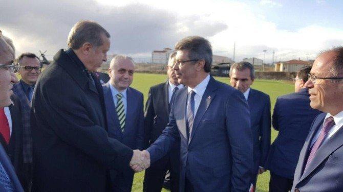 Cumhurbaşkanı, Kayseri Şeker'in Lisanslı Depo Açılışına Davet Edildi