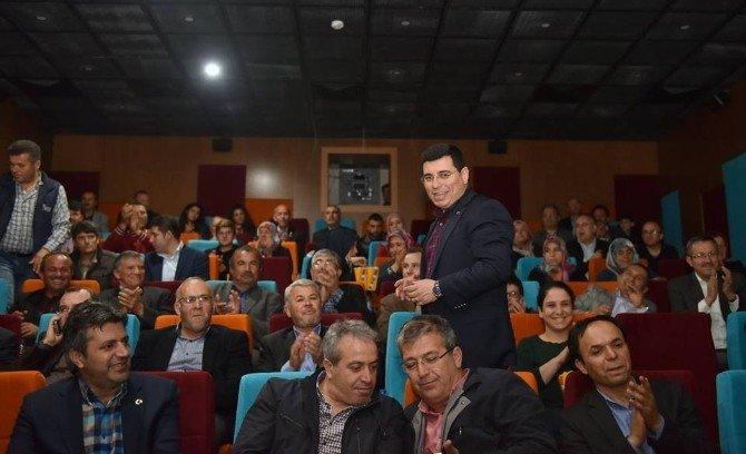Kepez'in 280 Koltuklu Sineması Açıldı
