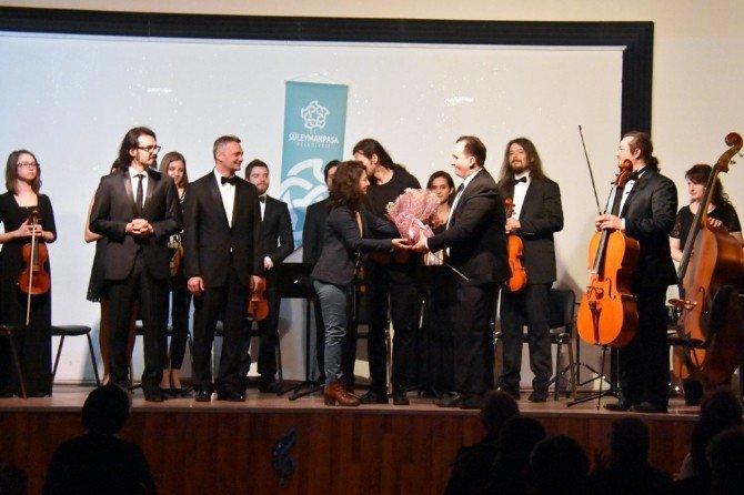 Trakya Akademi Oda Orkestrasından Müzik Ziyafeti