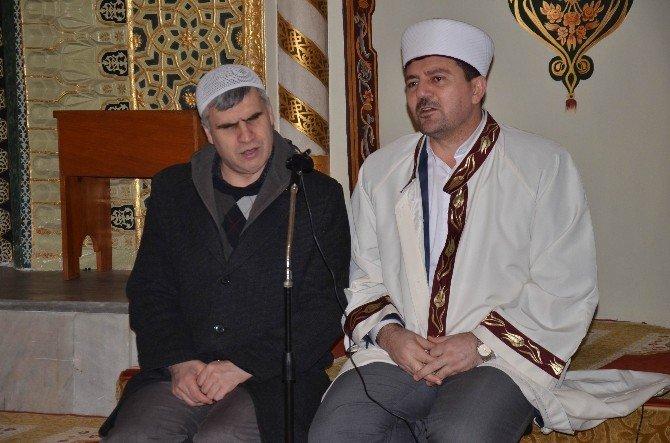 Bursa'da Muhsin Yazıcıoğlu İçin Mevlit Okundu