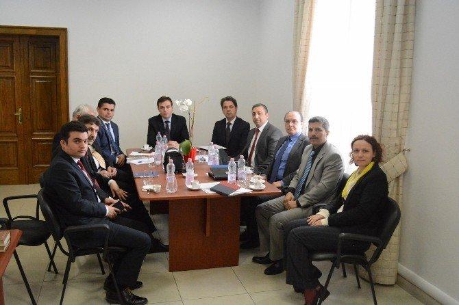 Niğde Patates Araştırma Enstitüsü Uzmanları Arnavutluk'tan Döndü