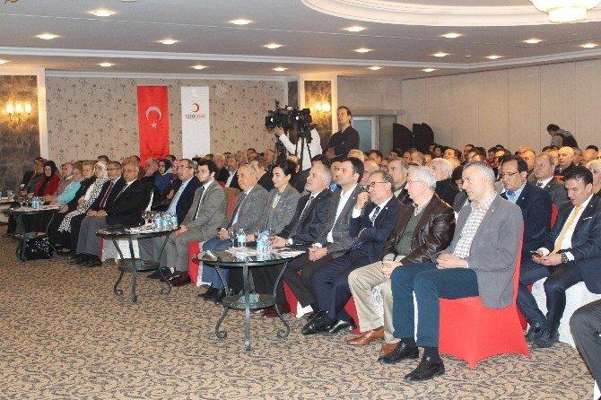 Türk Kızılayı Terör Mağdurlarına Ve Mültecilere Umut Olacak