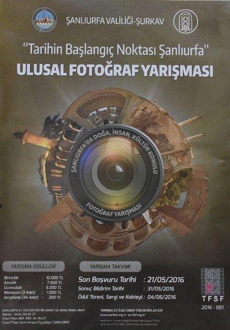 Şurkav'dan Ulusal Fotoğraf Yarışması