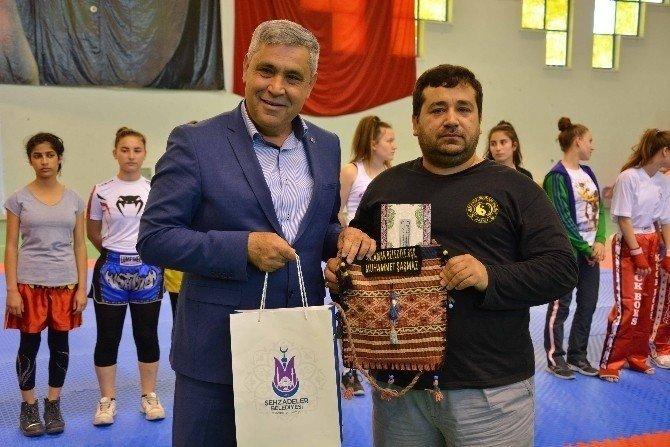 Şehzadeler Muğla'dan Şampiyon Döndü