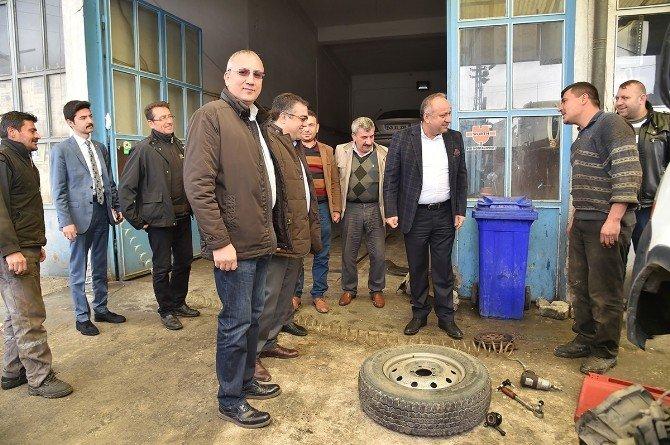 Kastamonu'ya Yeni Sanayi Sitesi Geliyor