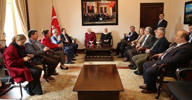 """Milletvekili Keşir: """"Boşanma Hızı Evlenme Hızından Yüksek"""""""
