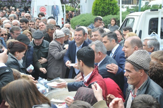 CHP'den Teröre Lanet Yürüyüşü