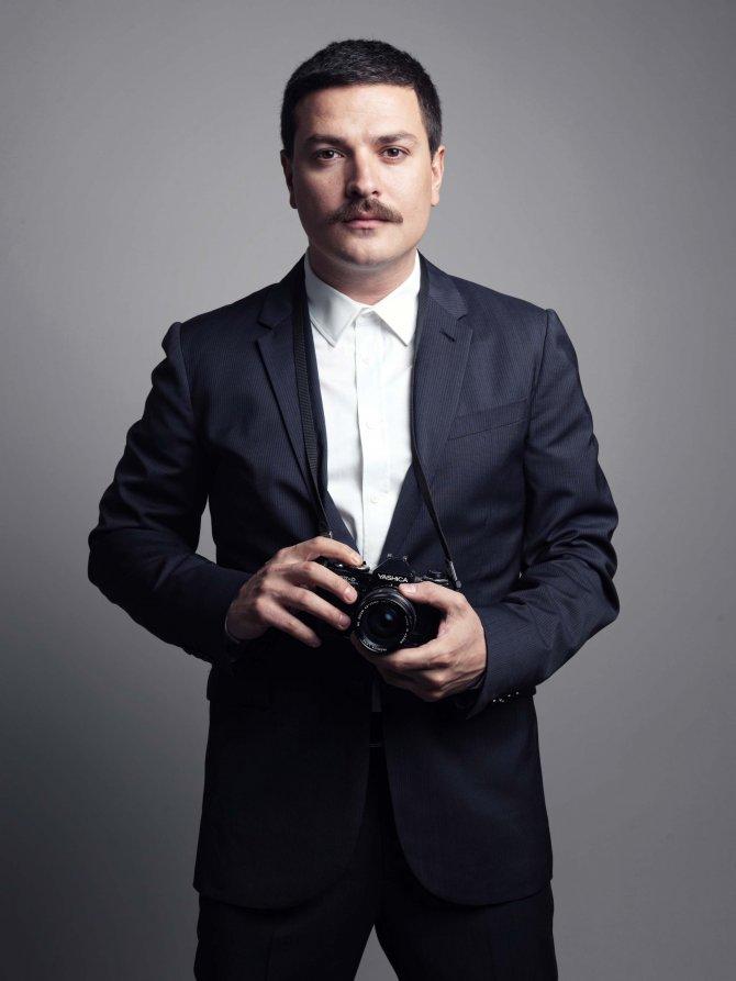Ünlü fotoğrafçı, gezici stüdyo ile Adana'yı turlayacak