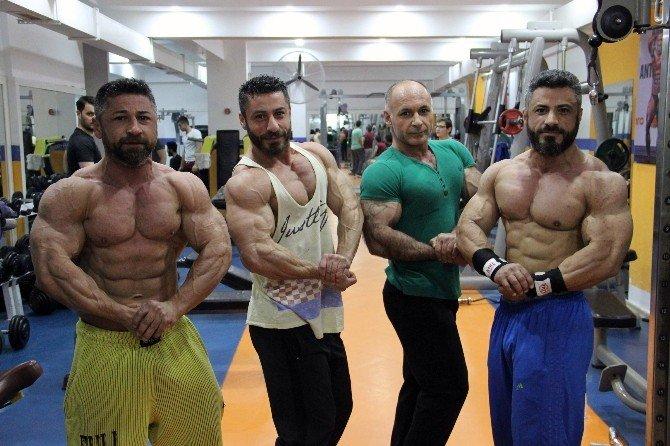 Aile Boyu Avrupa Şampiyonasına Hazırlanıyorlar