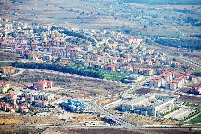 Yenikent'e Yapılacak MYO Binası İhale'ye Hazırlanıyor