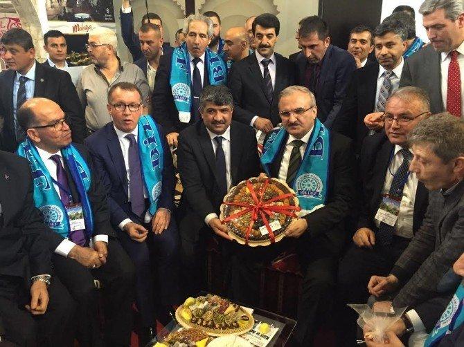 Malatya Kültürü Bursa'da Tanıtıldı