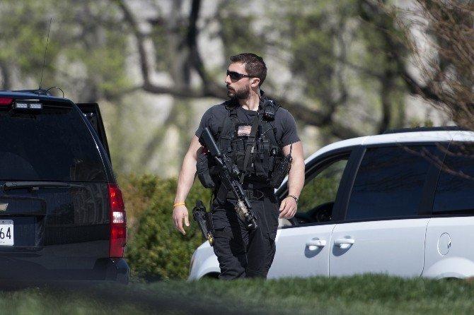 ABD Kongre Merkezi'nde Silah Sesleri
