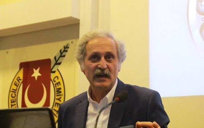 Prof. Dr. Nevzat Çevik, 9t Sloganıyla Rektörlük Adaylığını Açıkladı