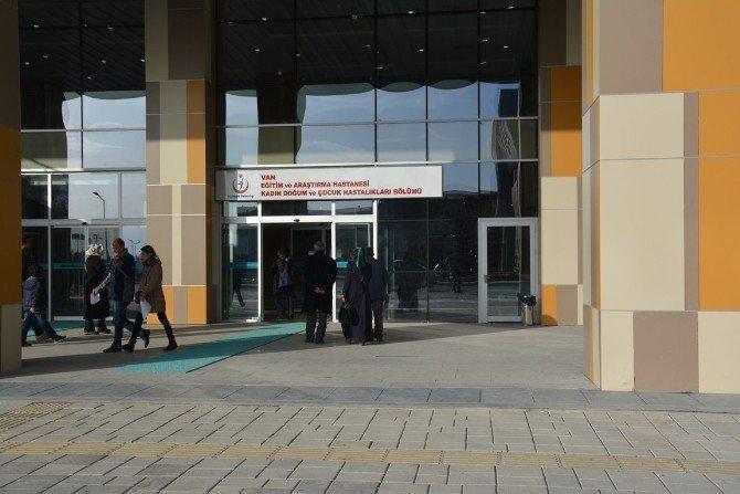 'Akıllı Hastane' Kapılarını İHA'ya Açtı