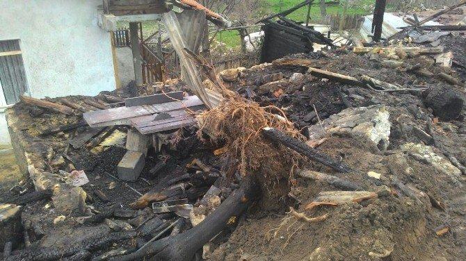 Nallıhan'da Yangın: 3 Ölü
