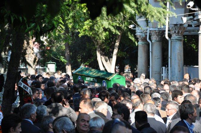 Abdullah Sevimçok, ebediyete uğurlandı