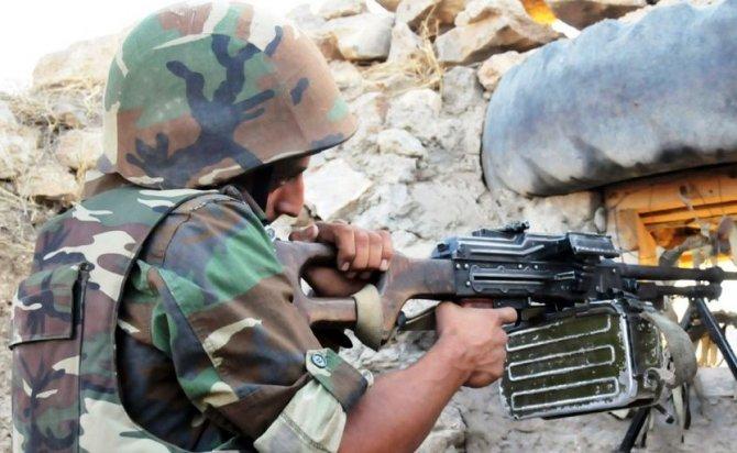 Cephe hattında çatışma: 2 Azerbaycan askeri şehit oldu