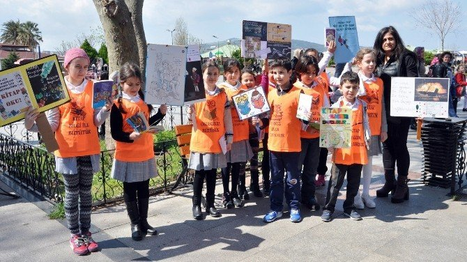 Bandırma'da 52. Kütüphane Haftası Etkinlikleri Yapıldı