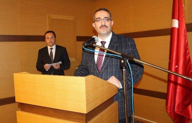 Tekirdağ'da Yılın Hekimleri Ödüllerini Aldı