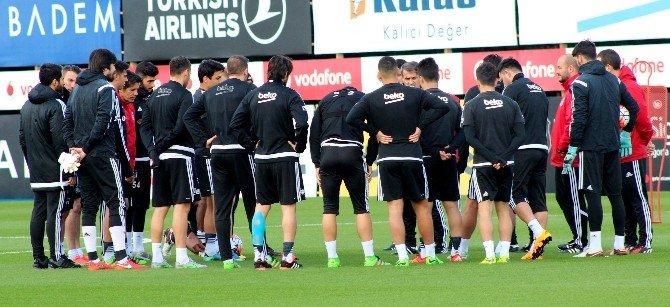 Beşiktaş, Kasımpaşa Maçı Hazırlıklarını Sürdürüyor