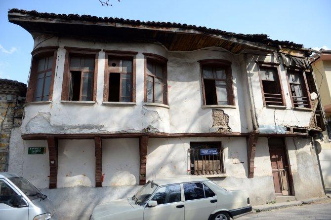 1800'lerden kalma Bursa evi yeniden hayat bulacak