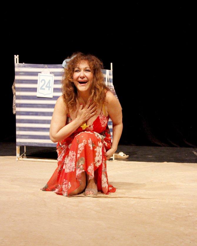 Çankaya Belediyesi, 'Shirley'i Ankaralı sanatseverlerle buluşturdu