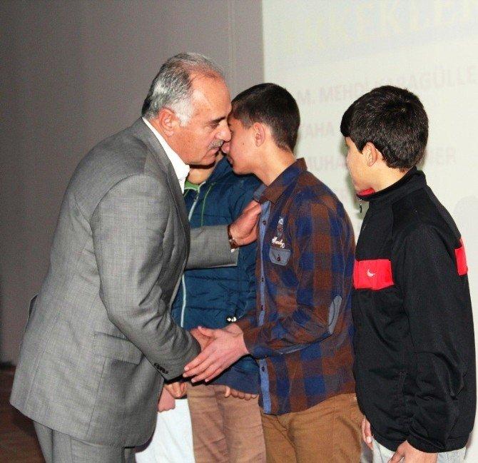Van'da Siyer Sınavı Ödül Töreni