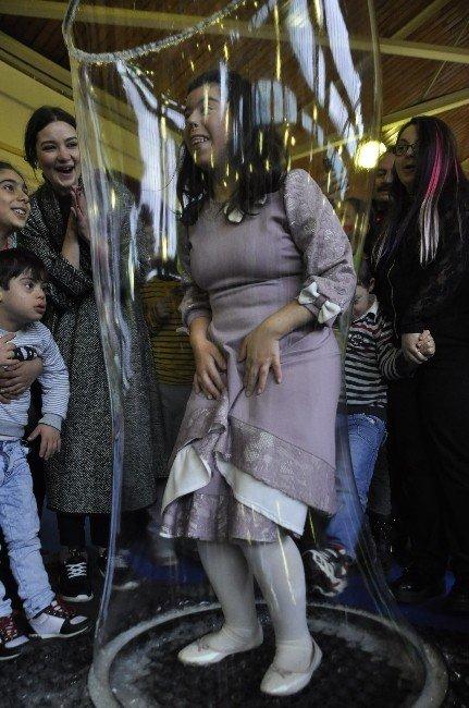 Down Sendromlular Arbella Makarna'nın Sponsorluğunda Bir Araya Geldi