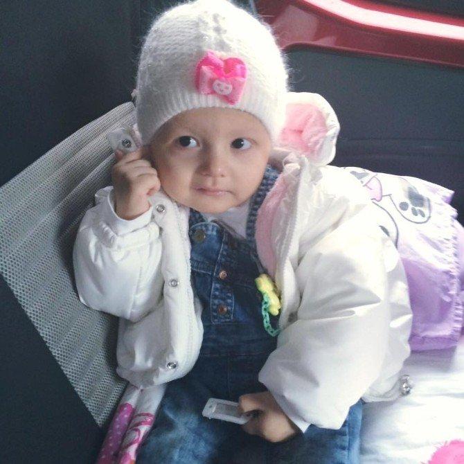 Lösemi Hastası Duru Bebek İlik Nakli Oluyor