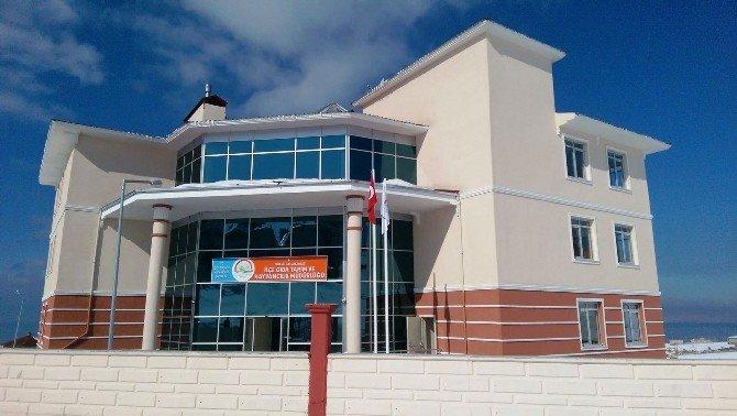 Edremit Tarım Müdürlüğü Yeni Binasına Taşındı