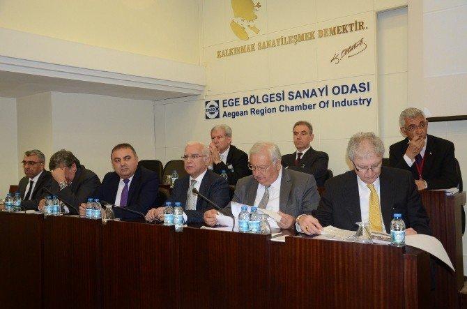 Ebso Mart Ayı Olağan Meclis Toplantısı
