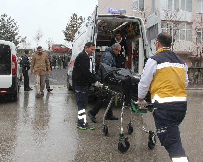 Erzurum'da Vahşi Kadın Cinayeti