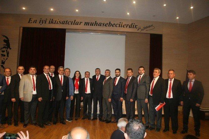 Eskişehir Emirdağlılar Vakfı Başkanı Murat Kahya Oldu