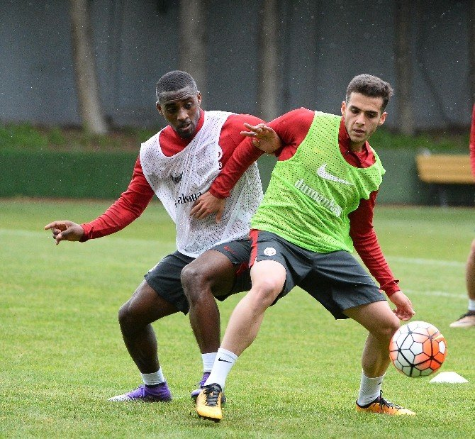 Galatasaray, Eskişehirspor Maçı Hazırlıklarını Sürdürdü