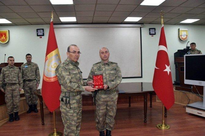 """Orgeneral Akar'dan TSK'nın Kahraman Personeline """"Üstün Cesaret Ve Feragat Madalyası"""""""