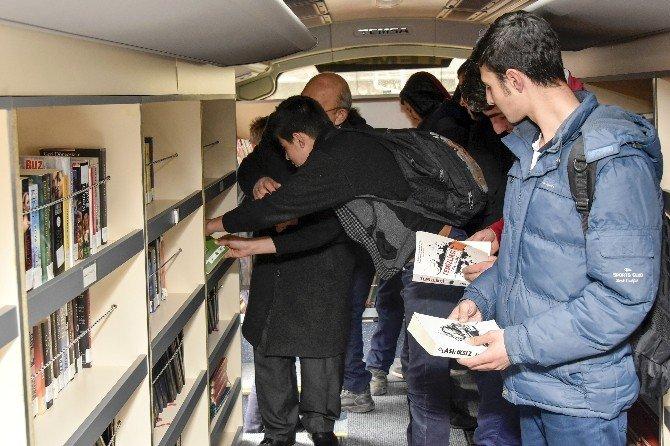 Gümüşhane'de Kütüphaneler Haftası Kutlamaları Başladı