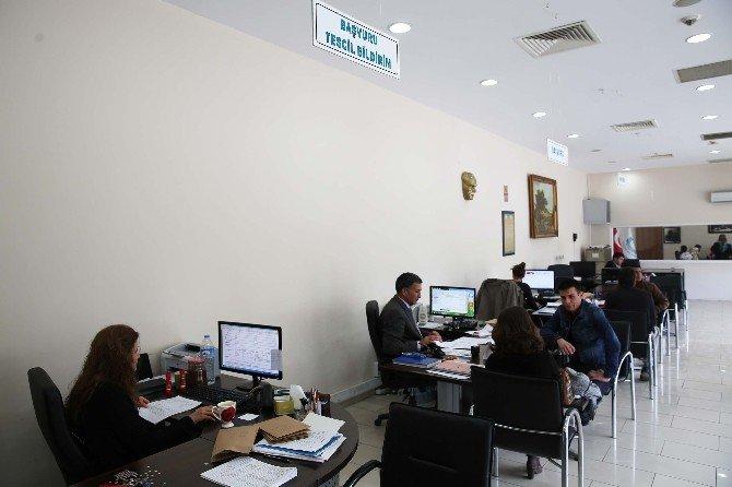 Haliliye Belediyesi 6 Bin 220 Çiftin Mutluluğuna Şahit Oldu
