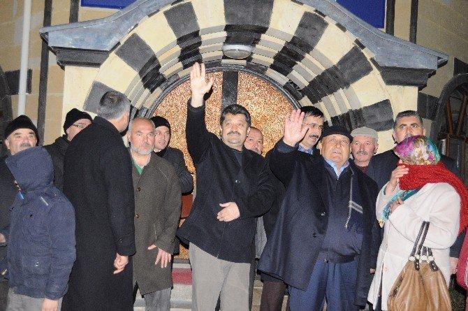 Yozgatlı Hayırsever İş Adamı Bilal Şahin Bugüne Kadar 600 Kişiyi Umre'ye Gönderdi