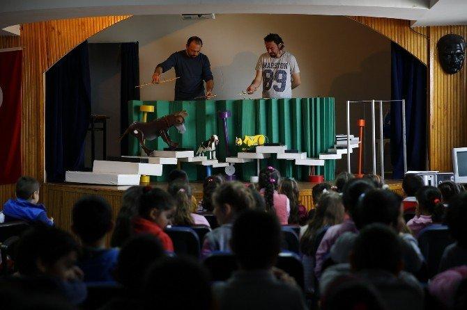 'Okulda Oyun Var' Konak'ta 5 Bin Çocuğa Ulaştı