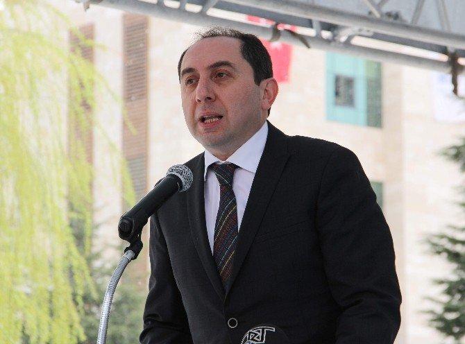 Hitit Üniversitesi Meslek Yüksek Okulları 1 Ve 2 Etap Hizmet Binaları Açıldı