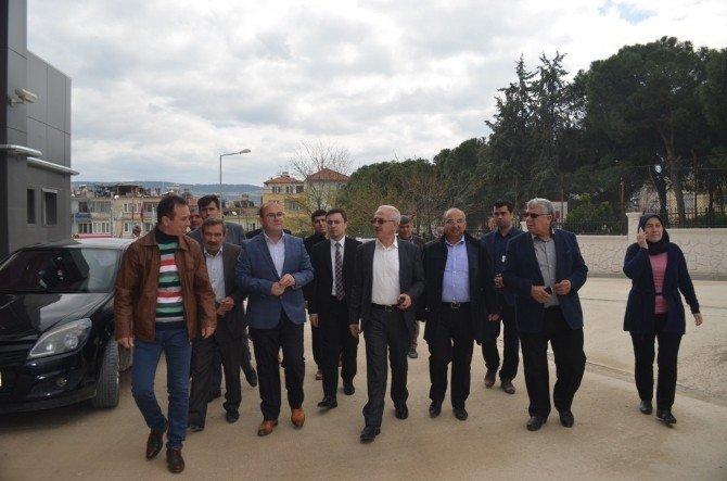 AK Partili Bilen'den Selendi Ziyareti