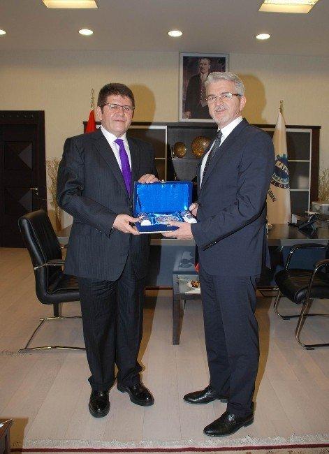 Bosna Hersek Kayseri İle İlişkileri Geliştirmek İstiyor