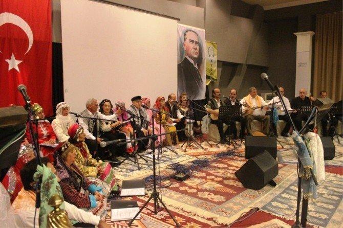 Buram Buram Anadolu Tadında Konser