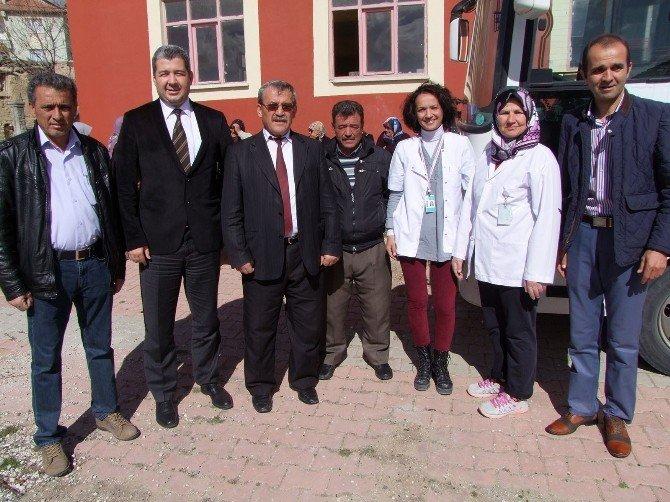 Korkuteli'de Ücretsiz Kanser Taraması