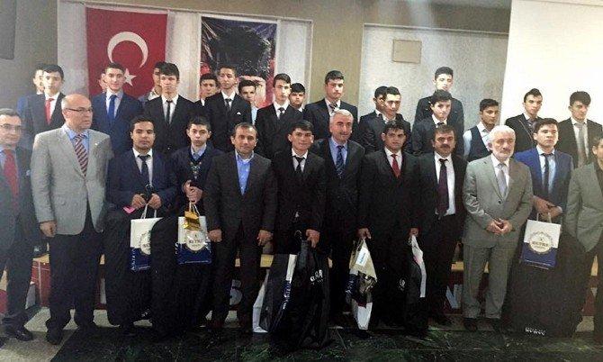 Bandırma'da Kuran-ı Kerim Ve Ezan Okuma Yarışması Yapıldı
